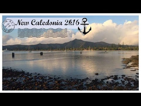 New Caledonia Travel Diary