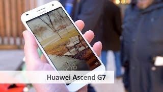 Huawei Ascend G7 - Unser aktuelles Mittelklasse-Highlight im Test [Deutsch | 1080p50]
