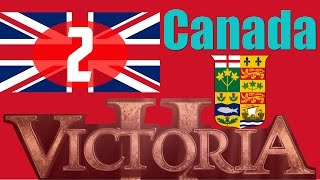 Conquest and Colonization! [2] Canada Victoria II