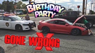 WHEEL FELL OFF! TOY CAR CRUSHED STUNTS! WWE ELITE 53 BIRTHDAY UNBOXING!