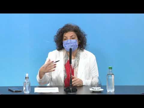 Vizzotti: Argentina está en condiciones de combinar vacunas