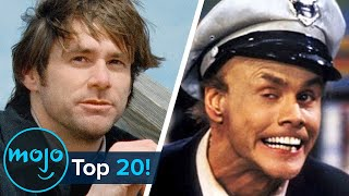 Top 20 Greatest Jim Carrey Characters