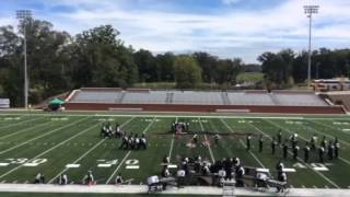 westwood high school marching band at river bluff high scho