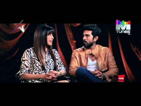 Ram Charan and Priyanka Chopra talk about their film Zanjeer only on MTunes HD