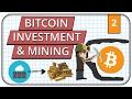 5 Möglichkeiten um in Bitcoin zu investieren - Bitcoin Mining & Co. ⛏