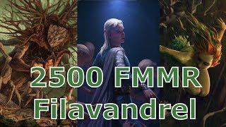 gwent pushing filavandrel to 2500