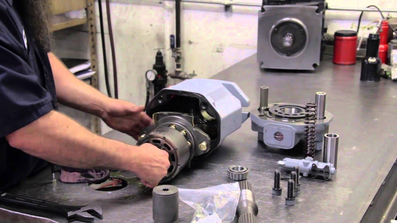 Rexroth A10 Hydraulic Pump Riverside Hydraulic Pump