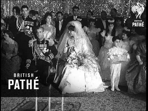 Teheran - Shah's Wedding  (1959)