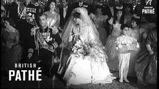 Teheran - Shah's Wedding  (1959)