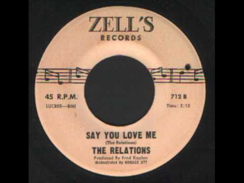 Popcorn Soul - The Relations - Say you love me.wmv