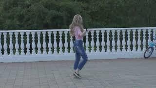 Уроки танцев/Элегантность/КМЦ Долгопрудный/13 августа 2018 года.2