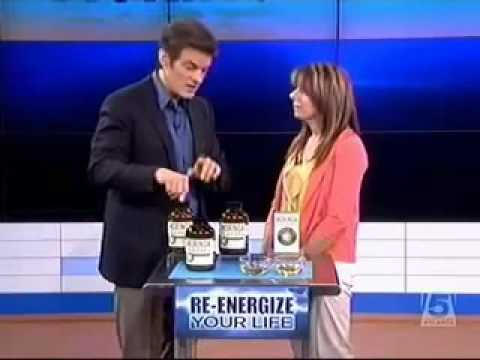 Dr. Oz on Moringa Oleifera Leaves