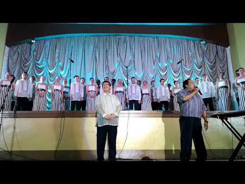 Governor Edgar Chatto feat the UP Singing Ambassadors