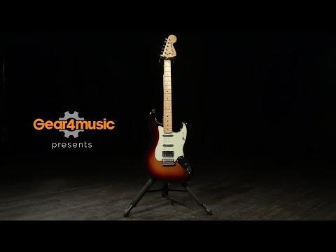 fender-sixty-six-mn,-3-color-sunburst-|-gear4music-demo