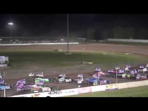 Oshkosh Speedzone Race Recap for May 23, 2014