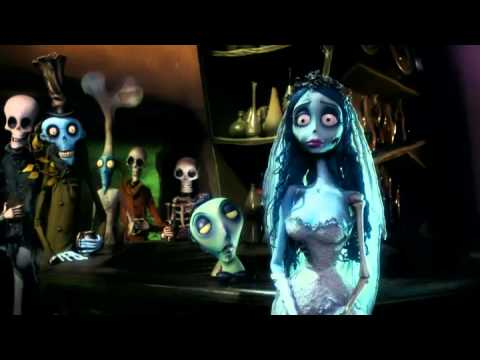 Download Tim Burton's Corpse Bride - Trailer
