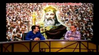 David Mitchell on Pascals Wager