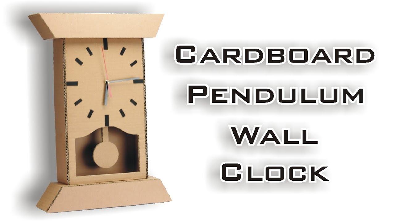 How To Make Wall Mounted Pendulum Clock