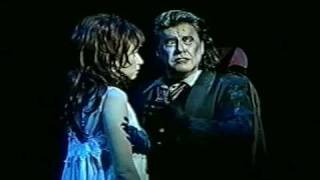 Dance of the Vampires Broadway Michael Crawford (Invitation to the ball)