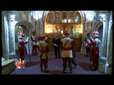 Ora Regelui: Alteţele Regale, la balul Breslelor Oamenilor Liberi