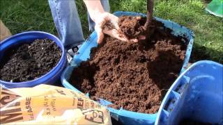 DIY seed starting/all purpose potting mix