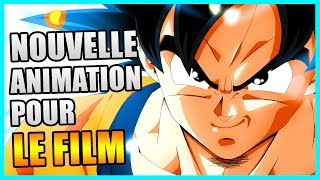 CHANGEMENT DE STYLE POUR LE FILM DRAGON BALL SUPER ? - #DBREACT 24