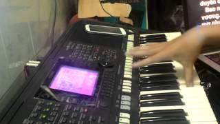 Ai Về Sông Tương - Tuấn Ngọc Organ S750