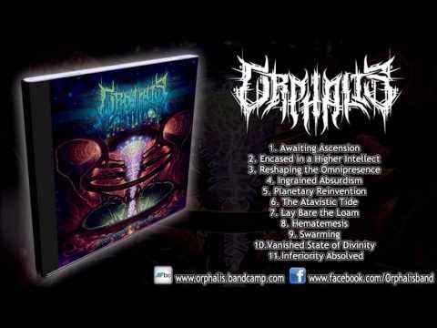 Orphalis - The Birth of Infinity (FULL ALBUM STREAM 2016 1080p HD) [Amputated Vein Records]