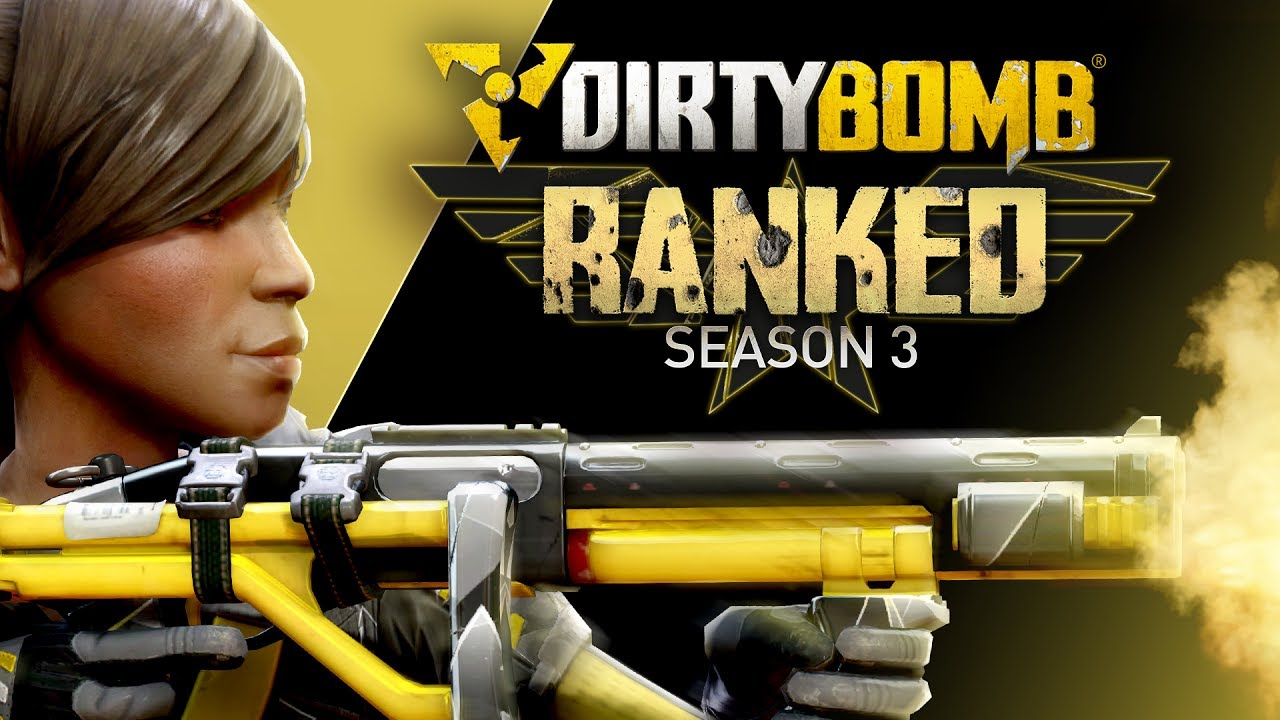 Dirty bomb matchmaking rank