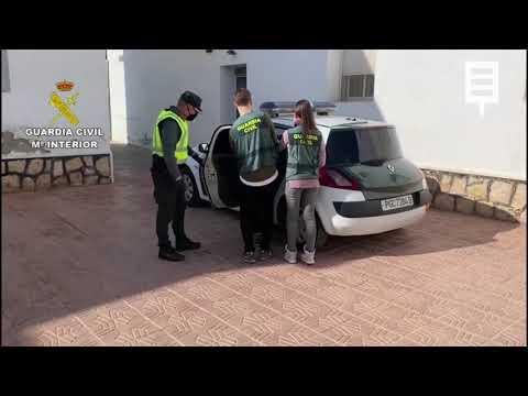 """Detienen a un """"conocido"""" de la policía por robar con violencia a una anciana en Totana."""