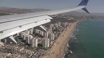 MY LANDING @ ALICANTE AIRPORT (ALC)