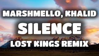 Baixar Marshmello ft. Khalid - Silence (Lost Kings Remix)