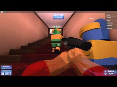 Roblox Galaxy Heroes (Open Alpha) First Person