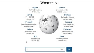wikipedia medical information
