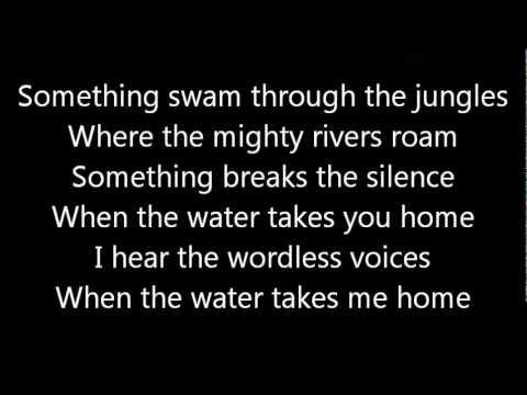 Rush-High Water (Lyrics)
