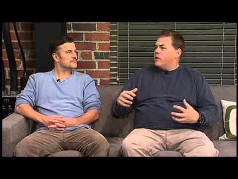 Kevin Heffernan and Steve Lemme of Broken Lizard