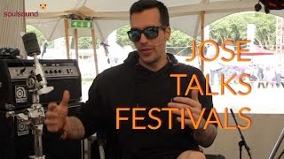 Jose Ortega talks Festivals