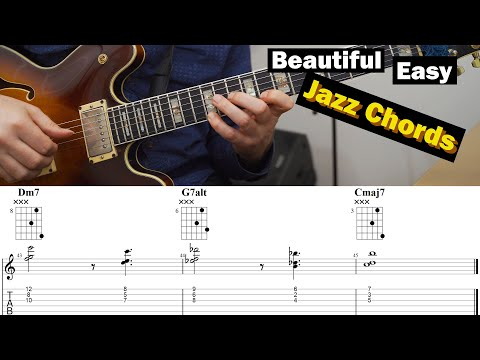 3-note Jazz Chords - This is Why and How To Use Them