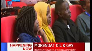 Morendat oil and gas conference at University of Nairobi