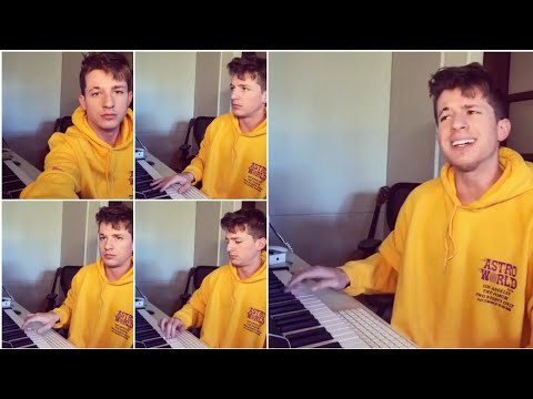 Charlie Puth Cheating On You. He Wrote This Beat On December 21, 2018 At 4 Am!