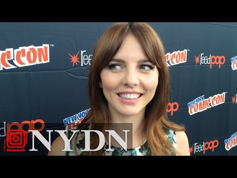 Five Questions with... Ophelia Lovibond