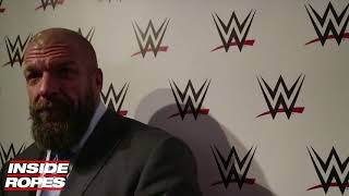 Triple H REVEALS what Vince McMahon thinks about WWE NXT & NXT UK plus discusses Women's division