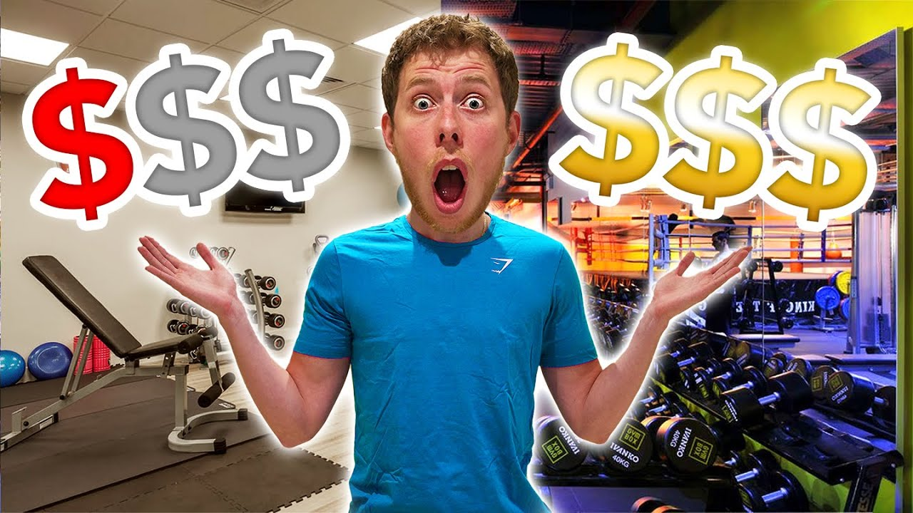 I Went To The CHEAPEST vs MOST EXPENSIVE GYM ($15 vs $1000)