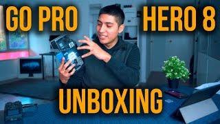 UNBOXING GO PRO HERO 8 (PRIMERAS IMPRESIONES)  #GOPROHERO8BLACK