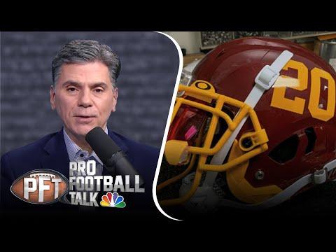 PFT Overtime: Washington stumbles into great new helmets | NBC Sports