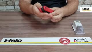 Набор шестигранных ключей раскладной 7 шт Felo 34500701
