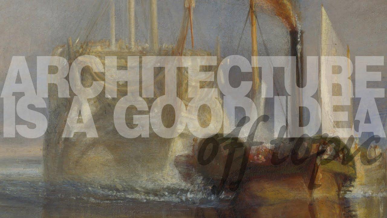 Ulubiony obraz Brytyjczyków: Ostatnia droga Temeraire'a | Architecture is a good idea/off topic