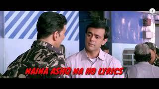 Naina Ahsq Na Ho Lyrics Video from Holiday   By Arijit Singh