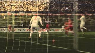 Pro Evolution Soccer 2012 - Multiplayer Gameplay