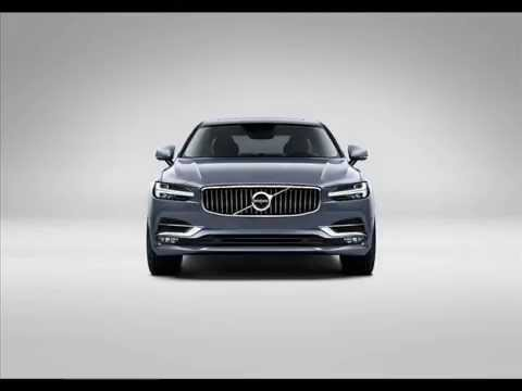 Volvo S90 Armed With A High Tech Hybrid Powertrain